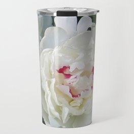 White Beauties Travel Mug