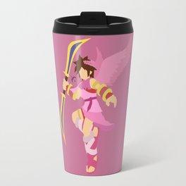 Pit(Smash)Pink Travel Mug