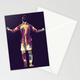 Ronaldo Goal Stationery Cards