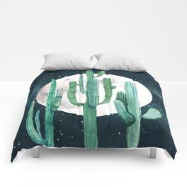 Desert Nights 2 Comforters