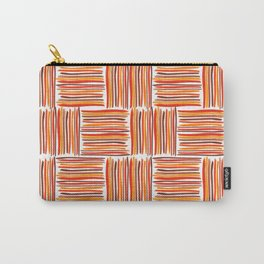 Watercolor Lines One Carry-All Pouch