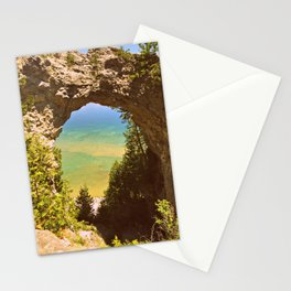 Eye of The Arch Stationery Cards