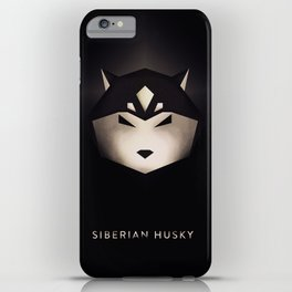 Siberian Husky 3 iPhone Case