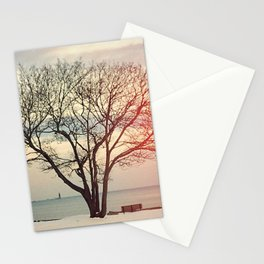 Snow #2 Stationery Cards
