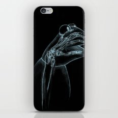 Puppet Check Up iPhone Skin