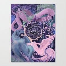 Enchanted Menagerie Canvas Print
