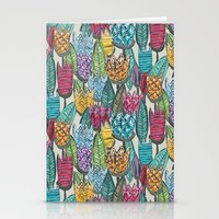 tulips Stationery Cards featuring tulips by Sharon Turner