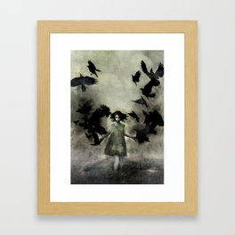 """""""Inanna"""" Framed Art Print"""