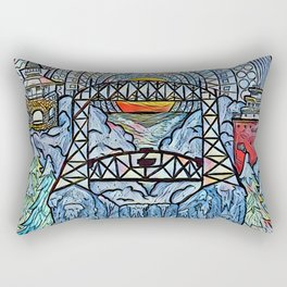 Duluth Is The Truth // DRT ARTS Rectangular Pillow