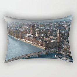 LONDON CITY BIG BEN VII Rectangular Pillow