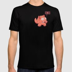 Dragon SMALL Mens Fitted Tee Black