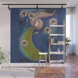The Mermaid's Lake Wall Mural