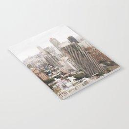 Rosy New York Notebook