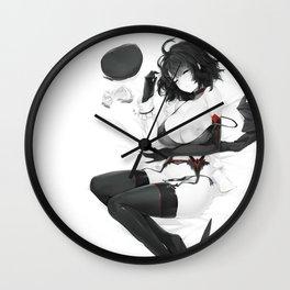 Sleeping Beautiful Wall Clock