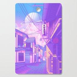 City Pop Kyoto Cutting Board