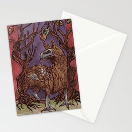 Komodo Gryphon Stationery Cards