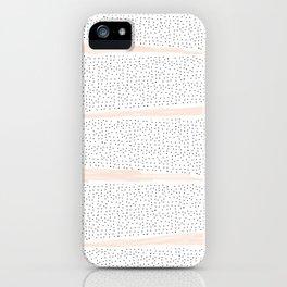 Flesh + Dalmation iPhone Case