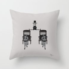 Epic Lincoln Throw Pillow