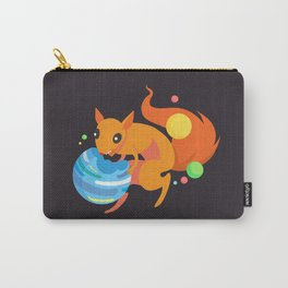 Eater of Worlds Squirrel of Doom Carry-All Pouch