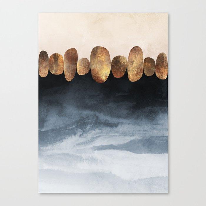 Natural Abstraction 02 Leinwanddruck