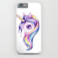 Candy Pop Unicorn Slim Case iPhone 6s