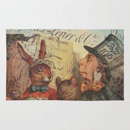 Fairy Tale Dream Series, Partie de Thé Rug