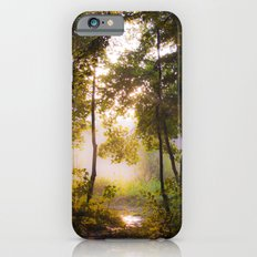 Dawn in the forest Slim Case iPhone 6s