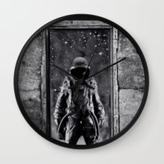 The man from earth Wall Clock