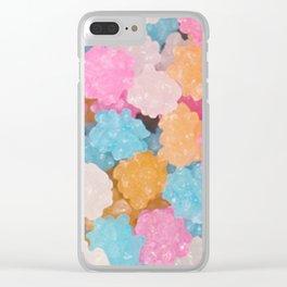 Konpeito Clear iPhone Case