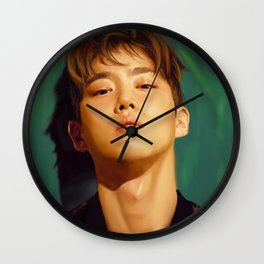 EXO Suho Wall Clock