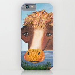 Elverna iPhone Case