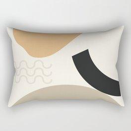 // Shape study #24 Rectangular Pillow