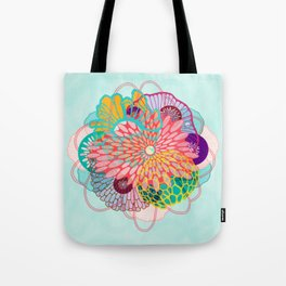 LUXE Bloom 2 Tote Bag
