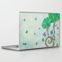 surrealism Laptop & iPad Skins featuring Tree Surrealism by Design SNS - Sinais Velasco
