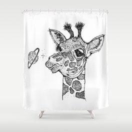 I'm not impressed Shower Curtain