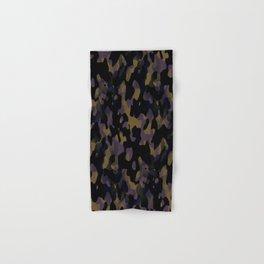 Pattern Camouflage Hand & Bath Towel