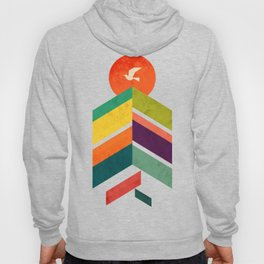 Lingering Mountains Hoody