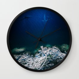 Edge Wall Clock