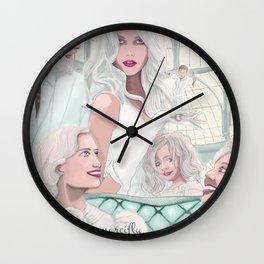 """#36 """"Gulliver y los gigantes""""  Wall Clock"""