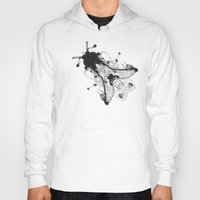 fly Hoodies featuring Fly  by Edward Blake Edwards