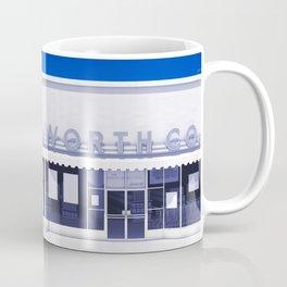 F.W. Woolworth All White Coffee Mug