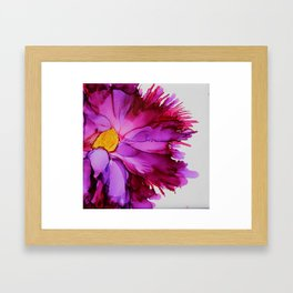 Pretty in Pink Framed Art Print