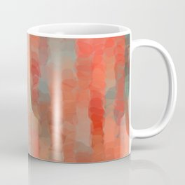 Coral Mirage Coffee Mug