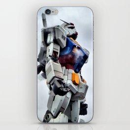 Gundam Pride iPhone Skin