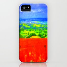 Severn View iPhone Case