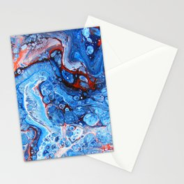 Patriotic 6.3 Stationery Cards