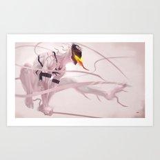 Antivenom 03 Art Print