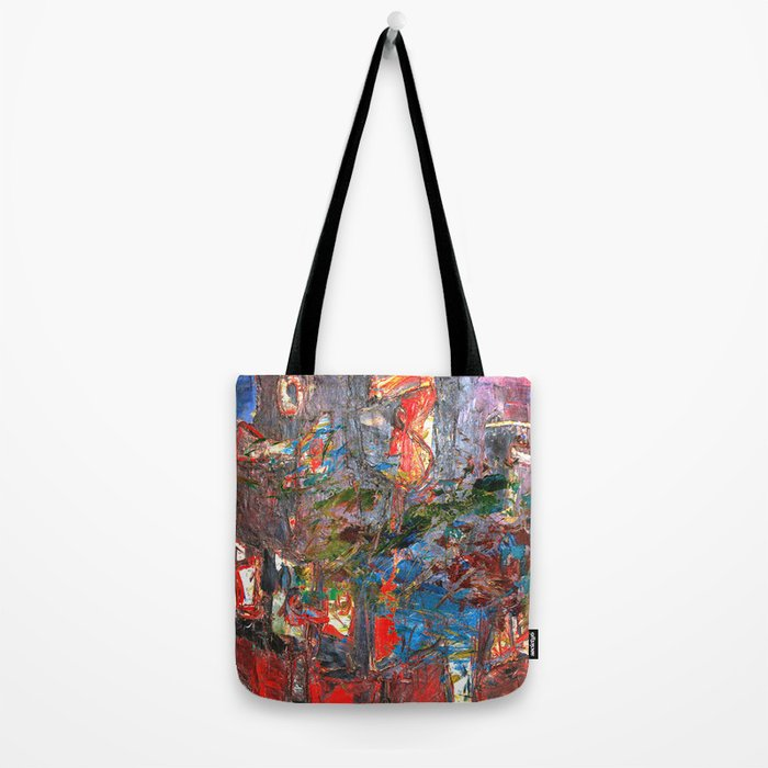 I Awoke Thinking Tote Bag