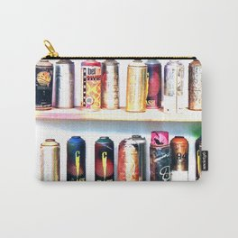 Spray Cans - United Kingdom Carry-All Pouch