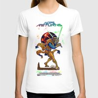 returns T-shirts featuring Hope Returns by Artless Arts